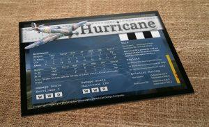 Hurricane Data Card
