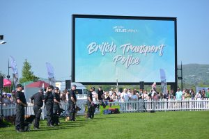 Petlife 2018 British Transport Police Display Team