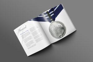 Order of Merit Awards Brochure Pages