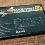Me BF109 Data Card