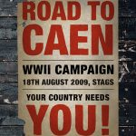 Road to Caen Poster