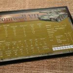 Cromwell VII Data Card