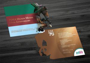 Dickin Medal 75th Anniversary (DM75) Invite