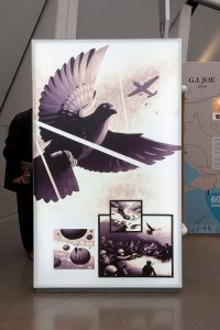 DM75 Exhibition - Duke of Normandy illustrated by Coke Navarro